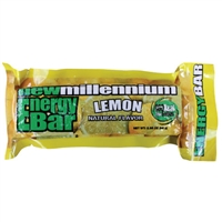 Millennium Energy Bar - Lemon