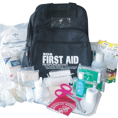 5-Person Trauma First Aid Kit
