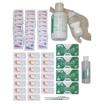 15-Person Trauma Kit Refill