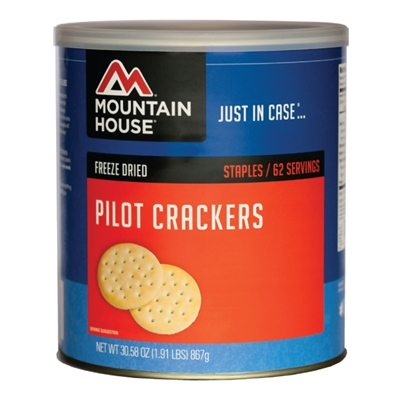 Mountain House #10 Pilot Bread Crackers
