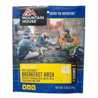 Mountain House Breakfast Hash