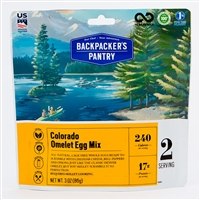 Backpacker's Pantry Colorado Omelet Egg Mix