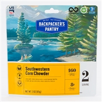 Backpacker's Pantry Southwestern Corn Chowder