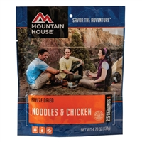 Mountain House Noodles & Chicken - Double Serving