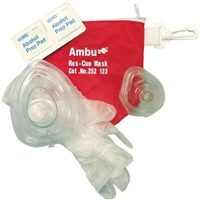 Ambu Res-Cue Masks - Adult and Infant