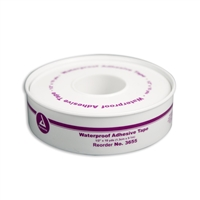 "Waterproof Adhesive Tape - 1/2"" x 10 Yd."
