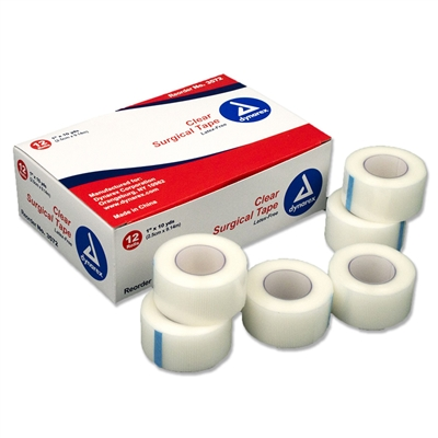 Clear Surgical Tape - 1