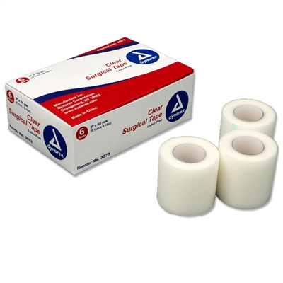 Clear Surgical Tape - 2