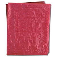 Triage Tarp - Immediate Red