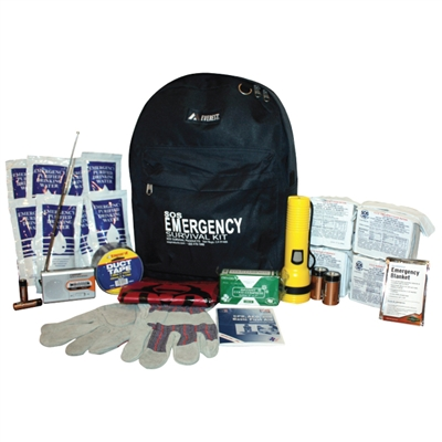 4-Person Emergency Survival Kit