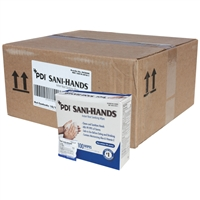 Sani-Hands Antimicrobial Hand Wipes - Case