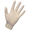 Latex Exam Gloves - Powder Free - Medium