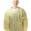 Impervious Isolation Gowns with Barrier - 50-Pack