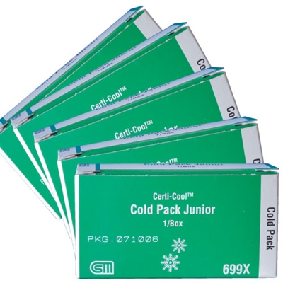 Instant Cold Pack - 5-Pack