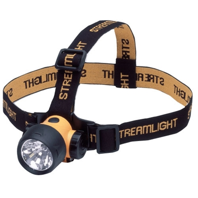 Streamlight Trident Headlamp - White LED
