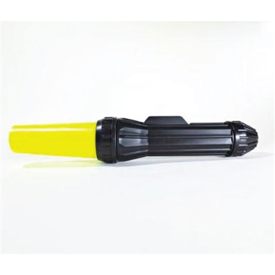 Heavy Duty Flashlight with Traffic Wand