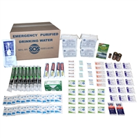 5-Person Deluxe Emergency Kit Refill