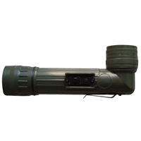 G.I. Angle Head Flashlight
