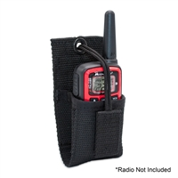 Adjustable FRS Radio Holder with Clip