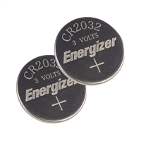 Energizer CR2032 Batteries - 2-Pack