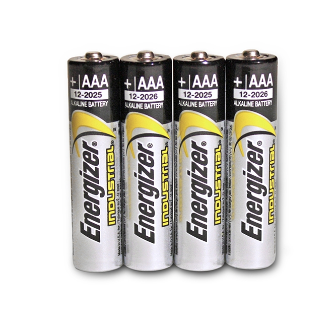Energizer Aaa Alkaline Batteries 4 Pack