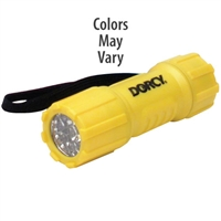 Poly 9 LED Flashlight