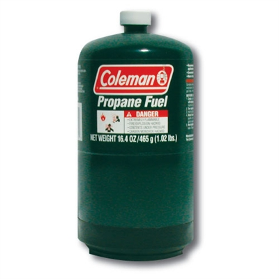 16 4 Ounce Propane Canister For Heaters Lanterns Amp More