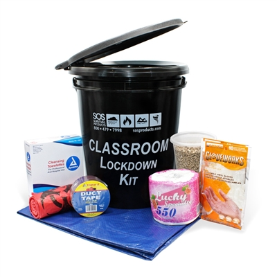 Classroom Lockdown Kit