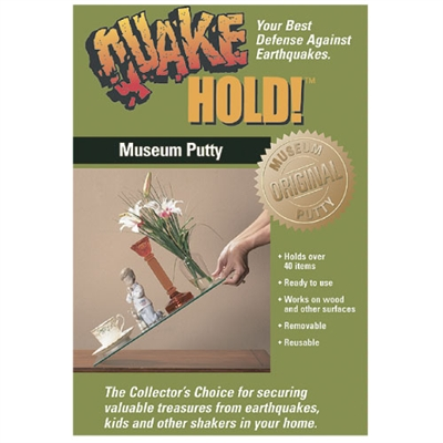 Quake Hold Putty