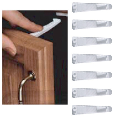 Cabinet Door and Drawer Latches