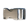 Plastic Side Snap Buckle 1""