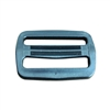 "Slide Lock Buckle - 1"" Black"