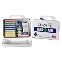 First Aid Kit 16 - Class A - Plastic