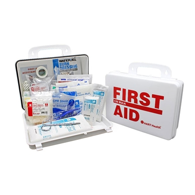 First Aid Kit Plastic