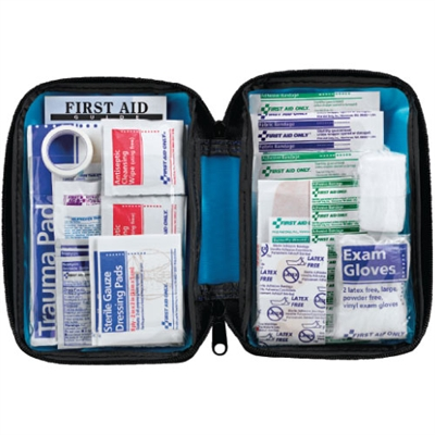 All Purpose First Aid Kit -  81 Pieces
