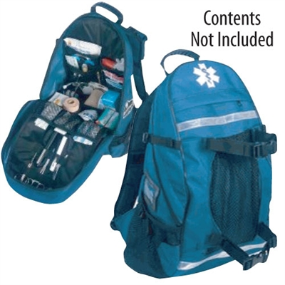 Backpack Trauma Bag - Blue