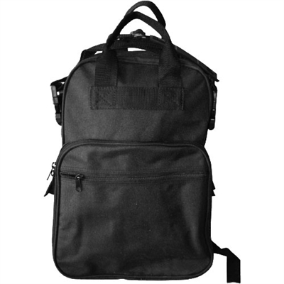 3-Way Backpack - Black