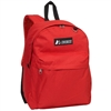 Large Capacity Backpack - Red