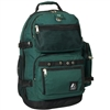 Oversized Deluxe Backpack - Green