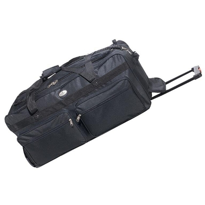 Duffel Bag with Wheels - 36
