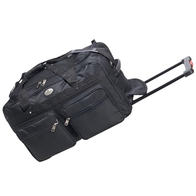 "Duffel Bag with Wheels - 29"" L"