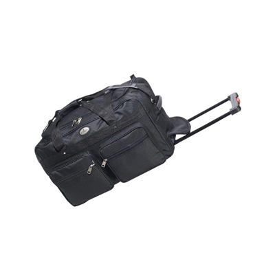 Duffel Bag with Wheels - 22