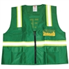 Deluxe CERT Vest - Fitted with Pockets & Reflective Stripes - Large