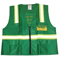 Deluxe CERT Vest - Fitted with Pockets & Reflective Stripes - XXX-Large