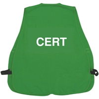 CERT Cloth Vest