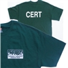 CERT T-shirt - Large